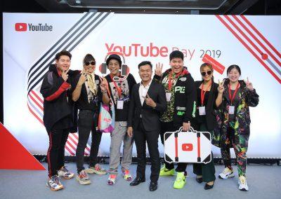 งาน YouTube Day 2019