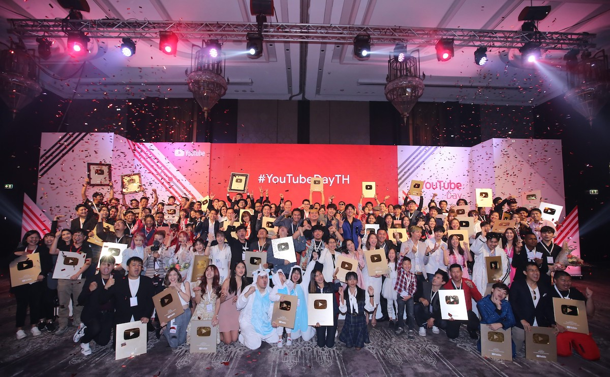 งาน YouTube Day 2019
