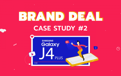 BRAND DEAL | Samsung Galaxy J4 Plus
